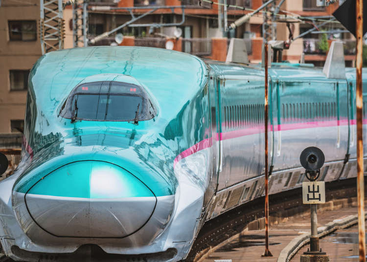 Gran Class也適用!新幹線半價「早鳥特別優惠」活動期間延長&使用範圍更廣