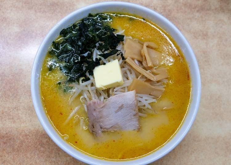 2.味噌咖哩牛乳拉麵