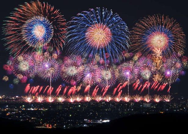 日本の花火の基礎知識を徹底解説!歴史や種類、一度は見たい有名花火大会まで