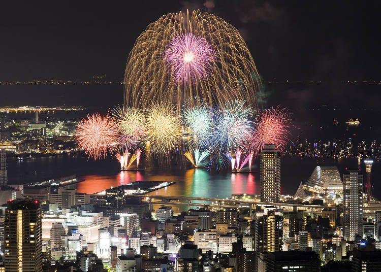 日本の花火文化と歴史
