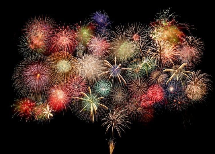 綻放於夜空的華麗火之花!日本煙火大會讓住日本的外國人難忘的5件事