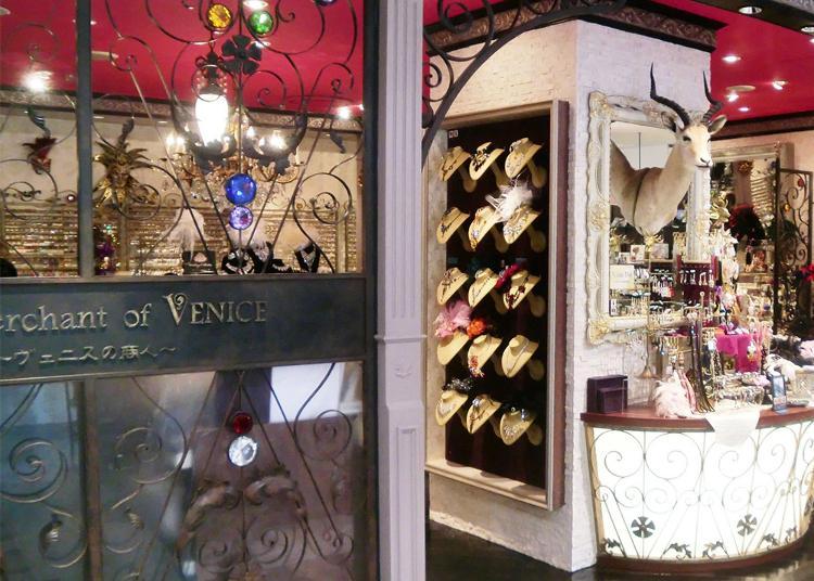 第6位:ヴェニスの商人 銀座本店