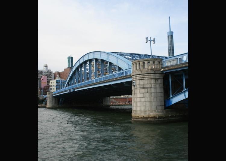 第4名:駒形橋
