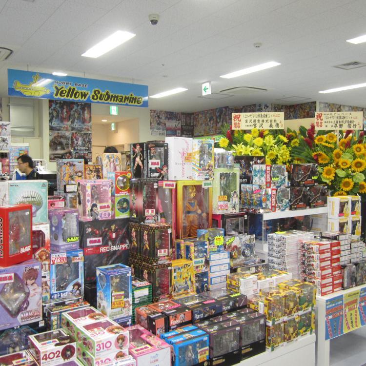 秋葉原×土産店・アンテナショップ 訪日外国人の人気施設ランキング 2019年7月