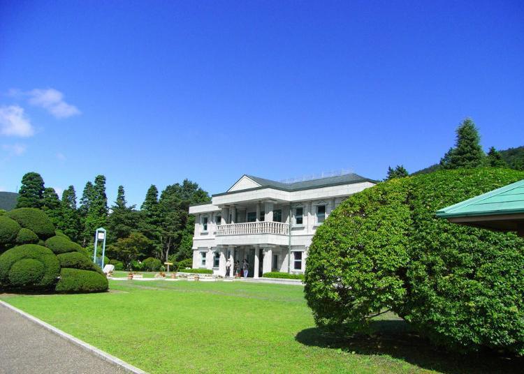 第3名:恩赐箱根公园