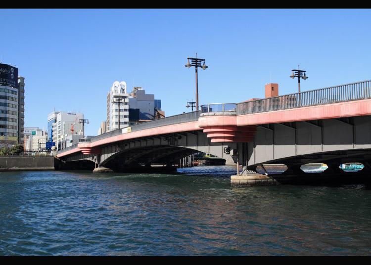 No.1:Ryogoku Bridge