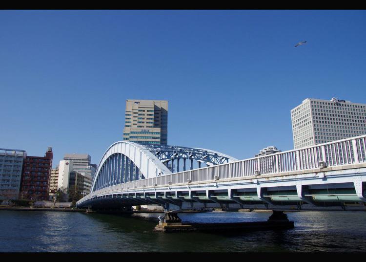 No.3:Eitai-bashi Bridge