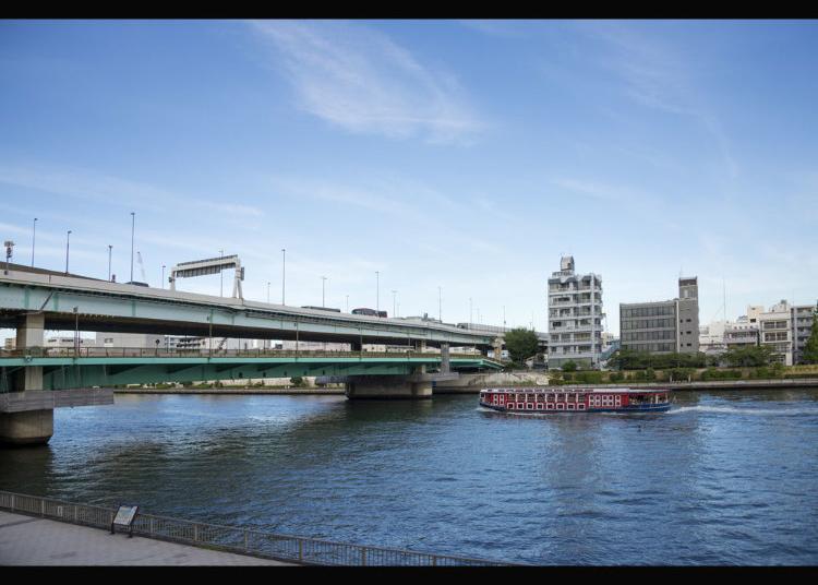 No.4:Sumidagawa Ohashi Bridge