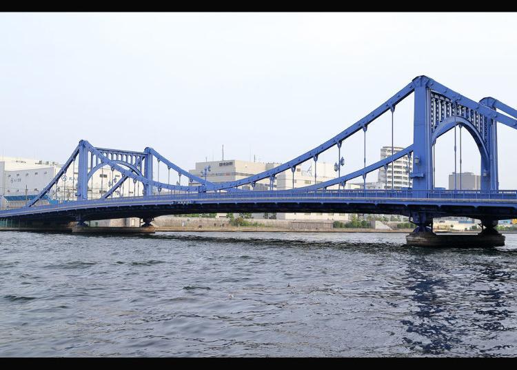 No.5:Kiyosu-bashi Bridge