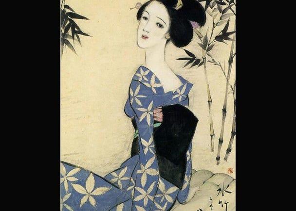 No.4:Yumeji Takehisa Museum