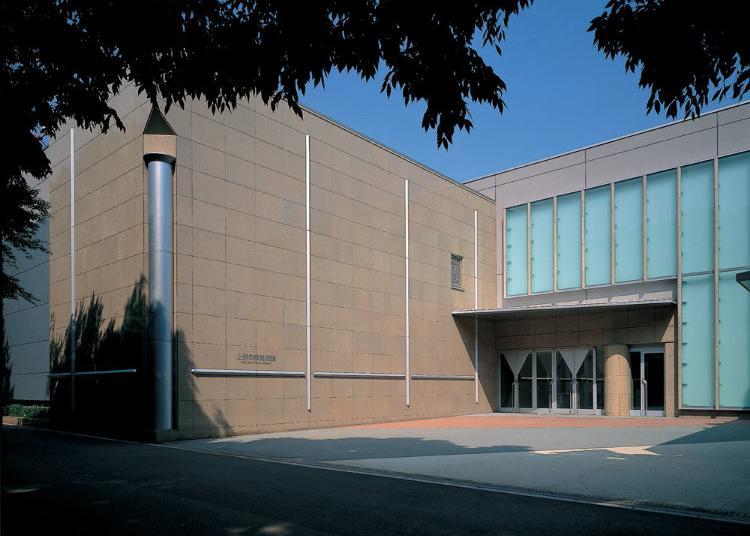 3위. 우에노노모리 미술관