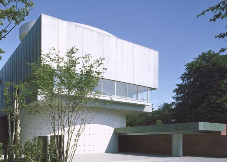 第6名:东京艺术大学大学美术馆