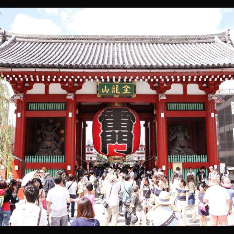 Tokyo Guide: Top 5 Most Popular Temples in Asakusa (July 2019 Ranking)