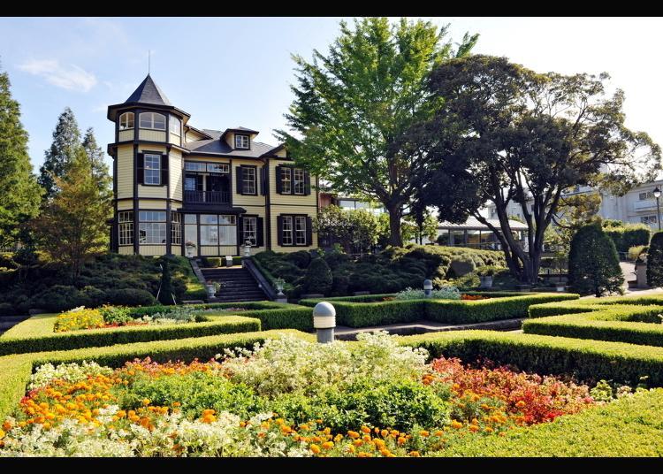 第3位:外交官の家