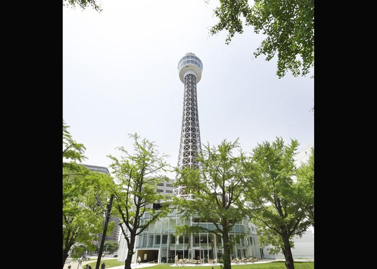 第4位:横浜マリンタワー