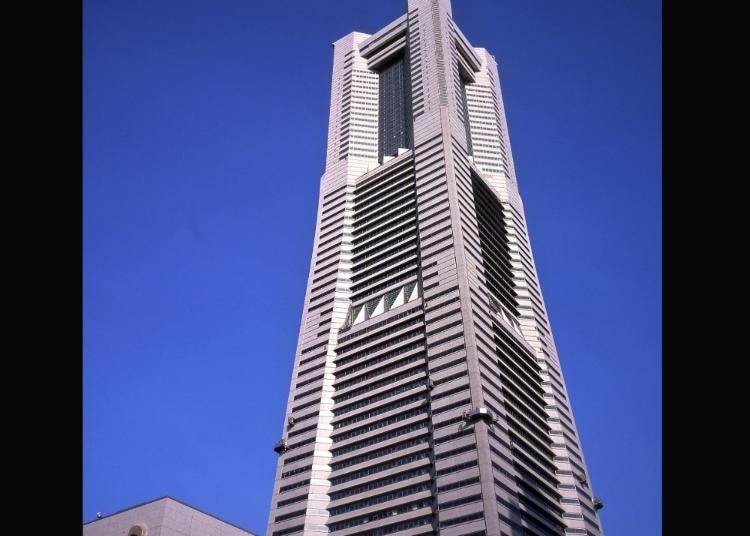 第1名:橫濱地標塔