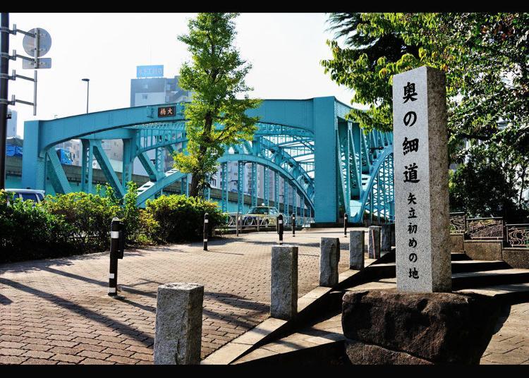 第4位:千住大橋