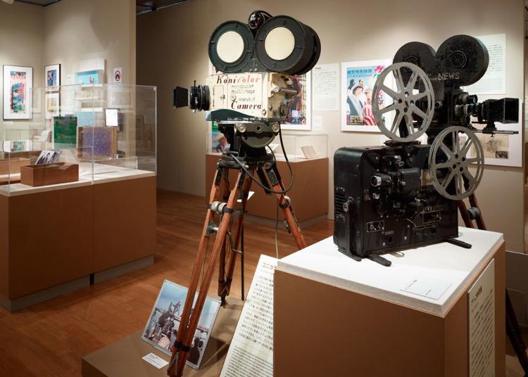 No.5:The National Museum of Modern Art, Tokyo National Film Center