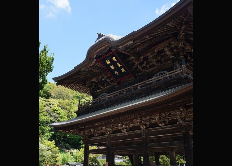 第3位:建長寺