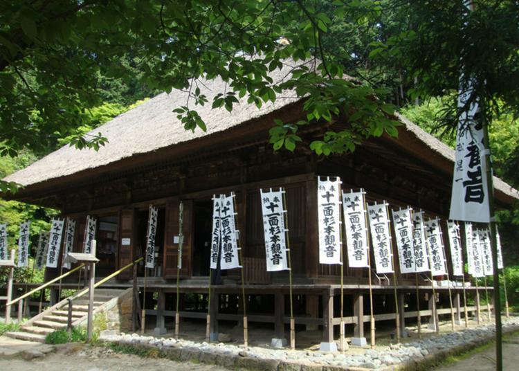 第5位:杉本寺