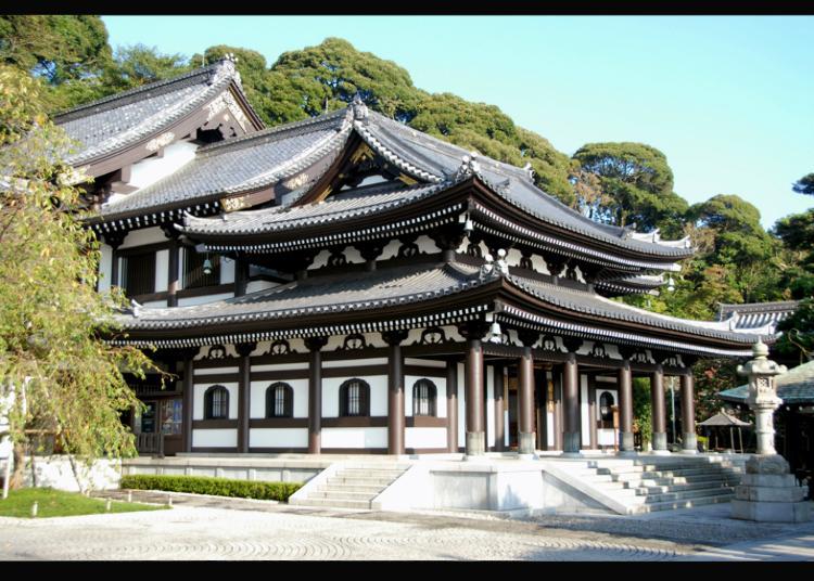 第1名:长谷寺