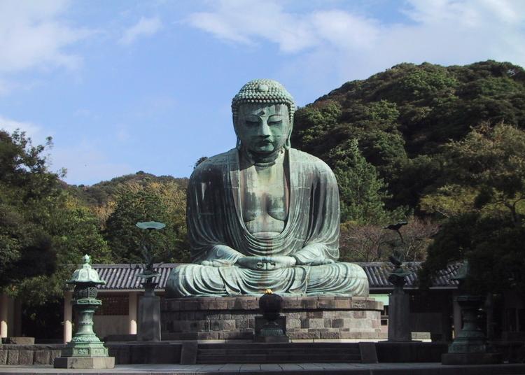 第2名:镰仓大佛殿高德院