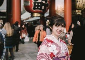 日本自由行體驗行程最推薦!最受歡迎的【淺草×文化體驗】景點、設施排行榜