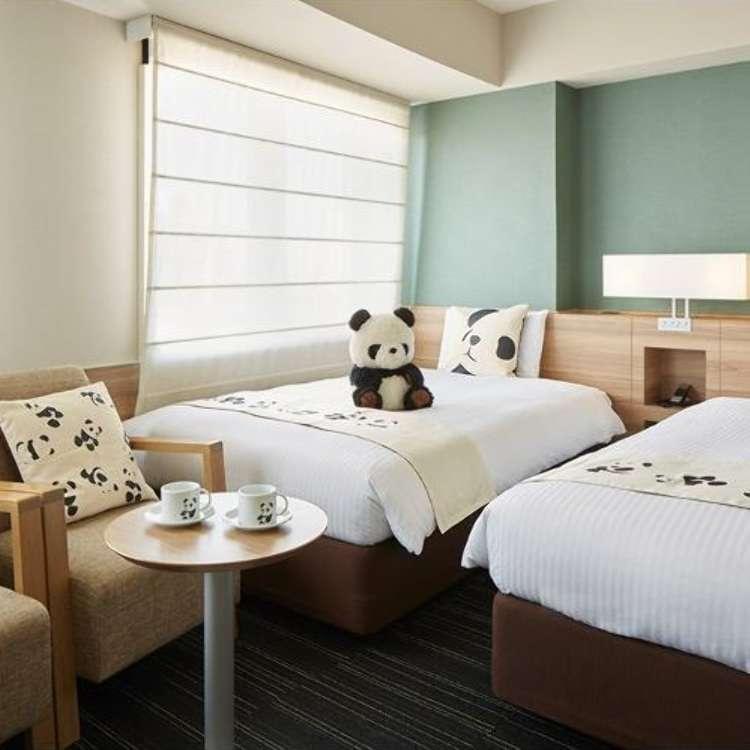 上野×ホテル 訪日外国人の人気施設ランキング 2019年7月