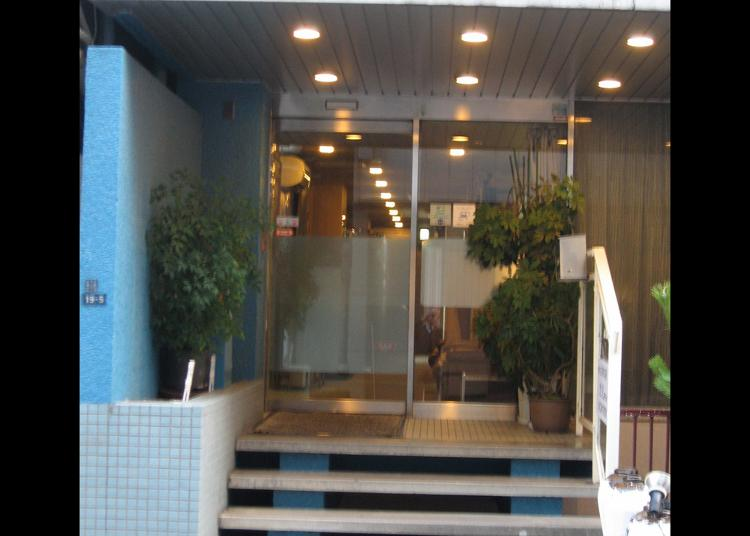 第6位:上野・ビジネスホテル 山百合