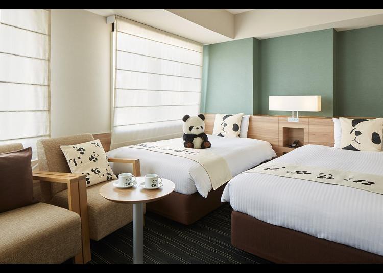 第4名:Mitsui Garden Hotel Ueno