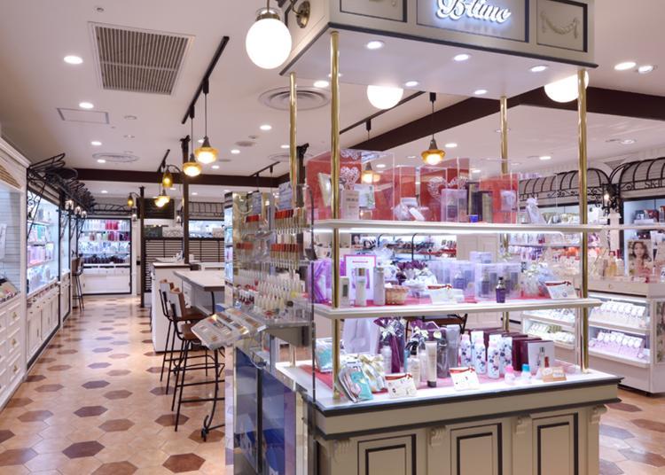 No. 6: B-time LUMINE Shinjuku store