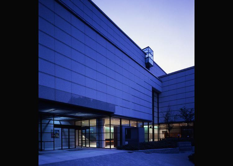 第3位:目黒区美術館