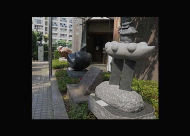 5위. 현대 조각 미술관