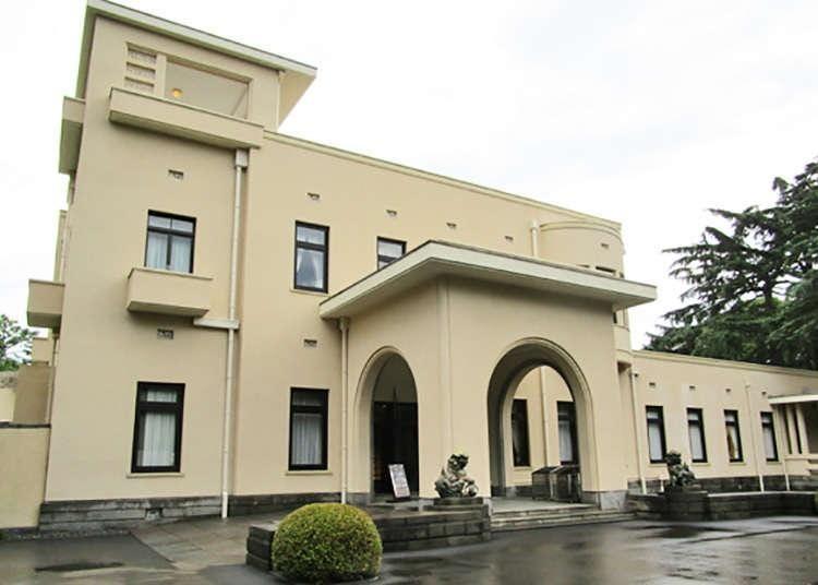 6위. Tokyo Metropolitan Teien Art Museum