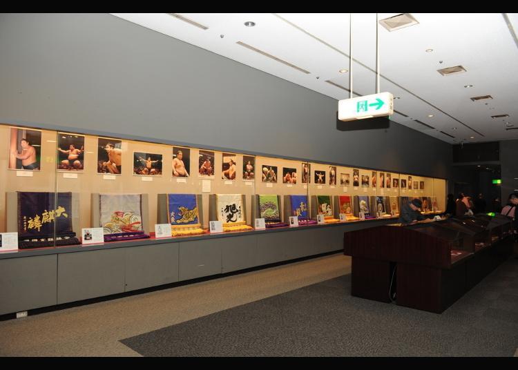 第4名:相撲博物館