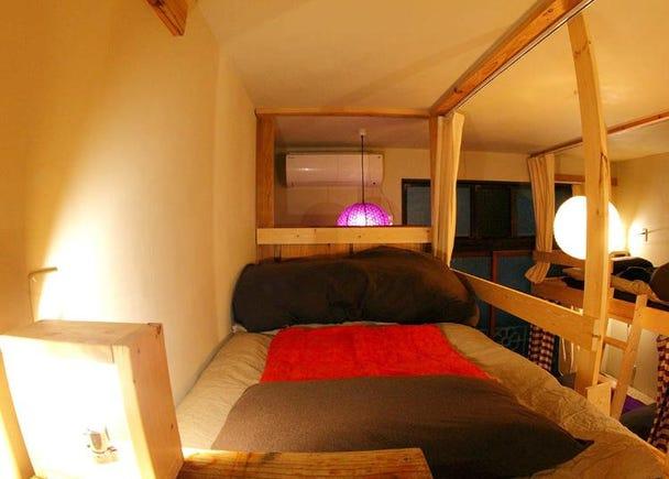 第1名:Tokyo Hikari guesthouse