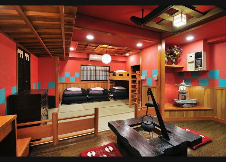 第4名:考山世界淺草旅館和青年旅舍