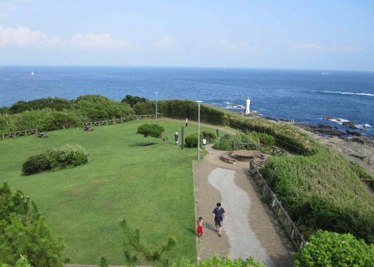 5. Jogashima Island