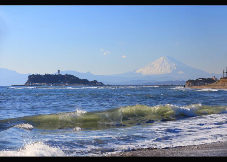7. Enoshima