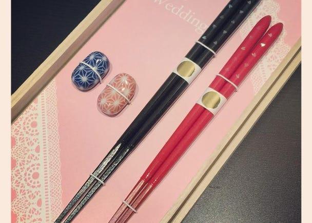 1. NIHONBO Chopsticks Specialty Shop (Hiroo store)
