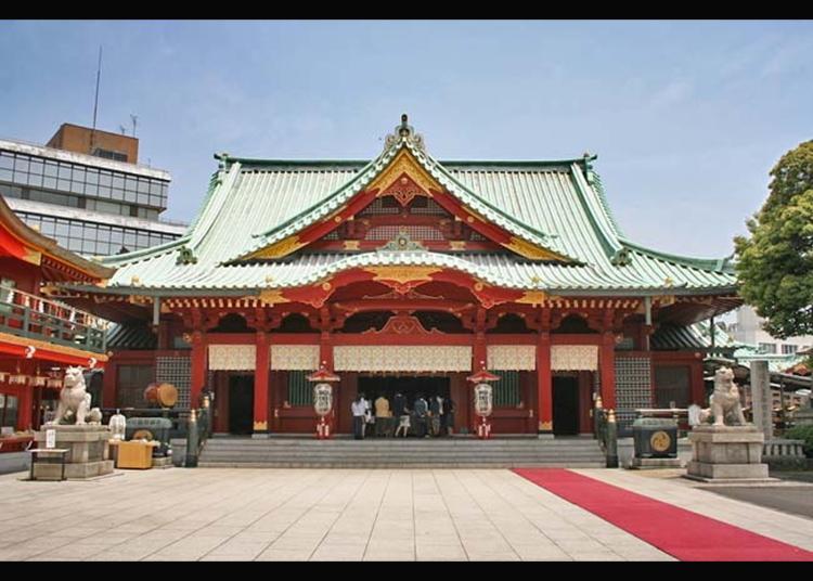 7. Kanda Shrine