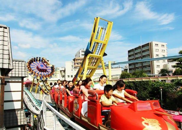 東京&周邊最受歡迎的主題樂園景點!觀光必去排行榜大公開!
