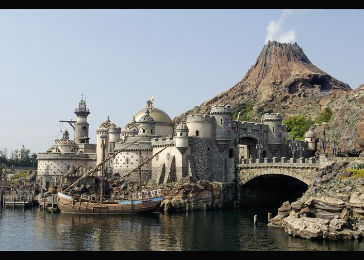 4.Tokyo Disney Sea®