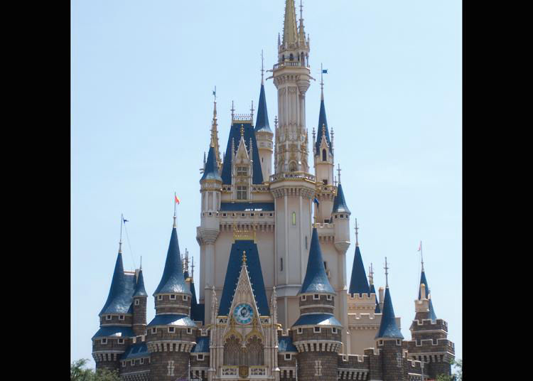 5.Tokyo Disneyland®
