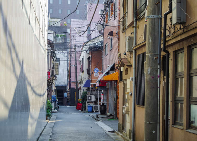 Tokyo Guide: Most Popular Old Towns in Tokyo and Surroundings (August 2019 Ranking) - LIVE JAPAN