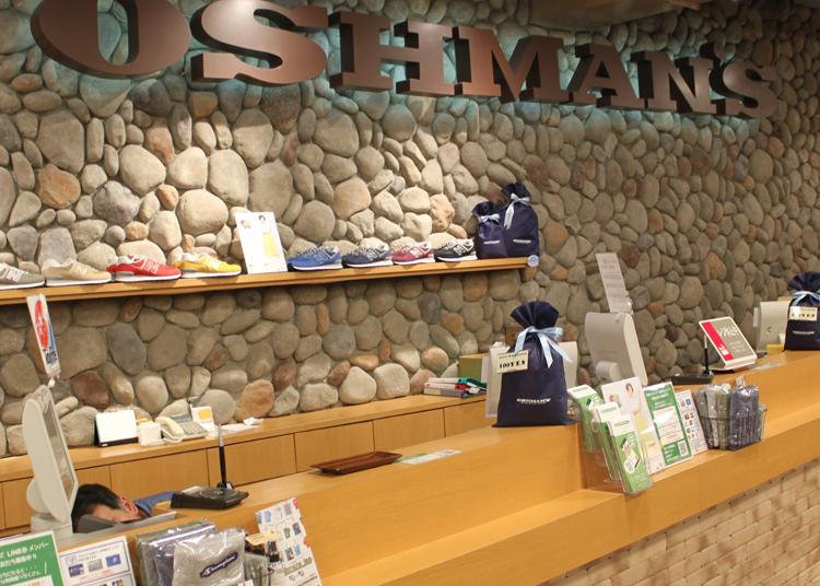7.OSHMAN'S SHINJUKU