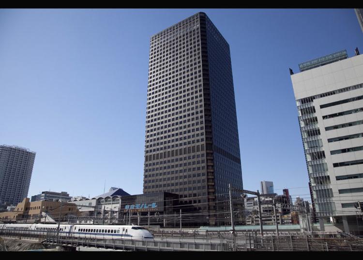 3.World Trade Center Tokyo