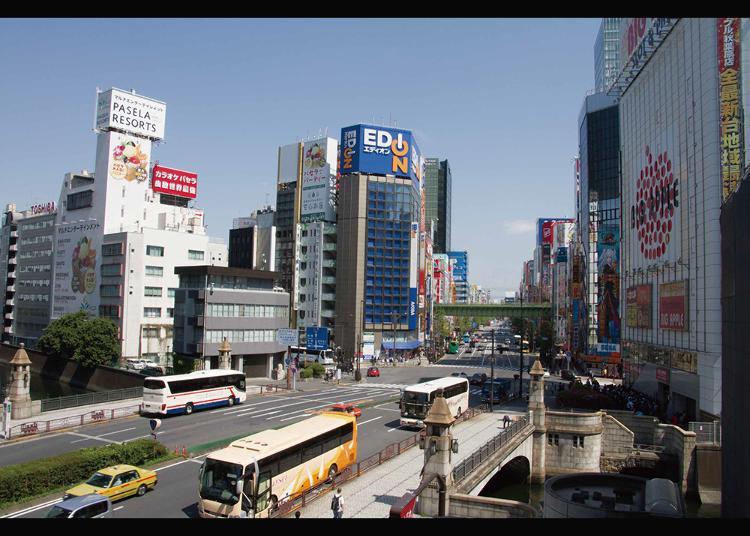 4.Akihabara Electric Town