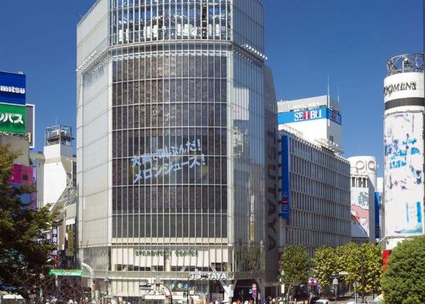 7.Shibuya Crossing