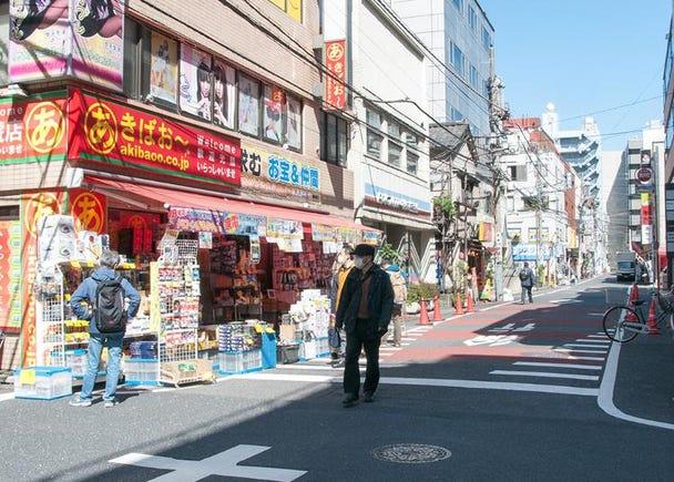 8.Akihabara Junk Street